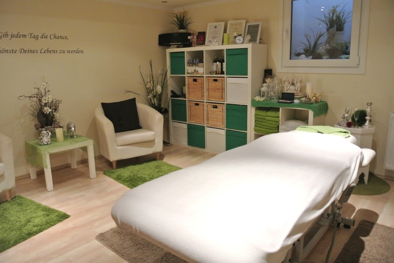 Wellness Massagen