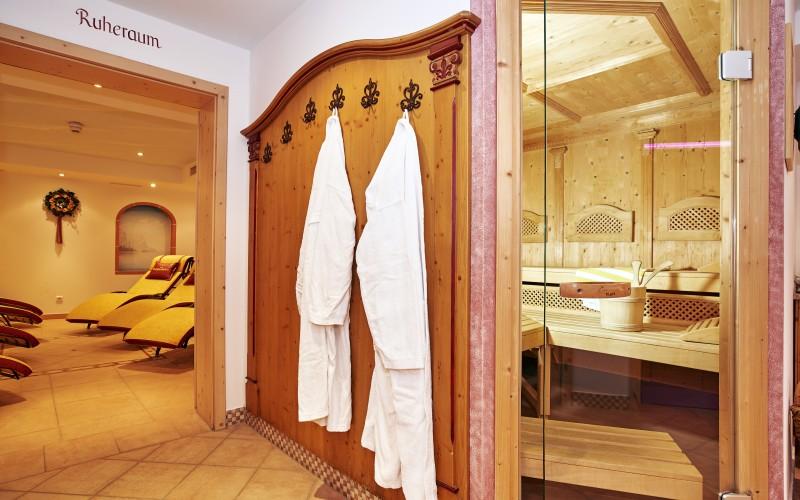 Wellnesshotel Berchtesgaden - Hundsreitlehen - Sauna