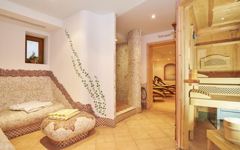 Saunabereich Hotel Hundsreitlehen Berchtesgaden