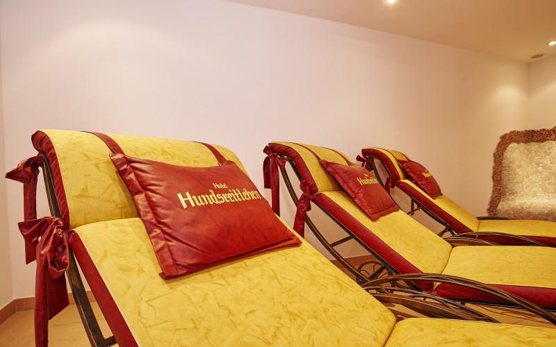 Wellnessbereich Detail Hotel Hundsreitlehen Berchtesgaden
