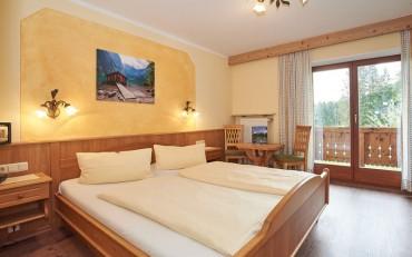 Doppelzimmer 'Almrausch'